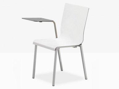 Kuadra 1329/TP PEDRALI Металлический стул