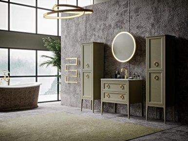 Vintage 86 Oliva Opaco Bagno Piu Мебель для ванной