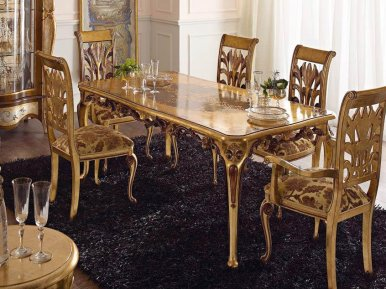 680/F Стол Andrea Fanfani Нераскладной стол