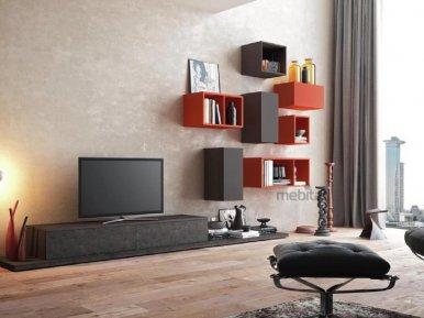 GLASS comp 10 Arredo3 ТВ-стойка