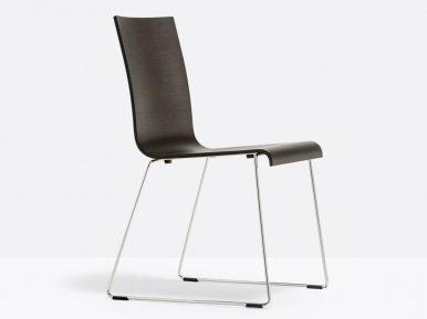 Kuadra 1328 PEDRALI Металлический стул