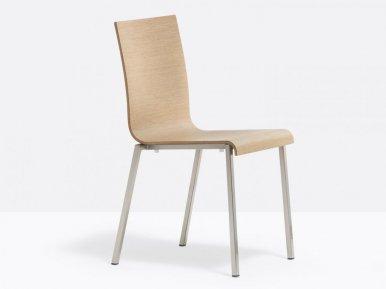 Kuadra 1321 PEDRALI Металлический стул