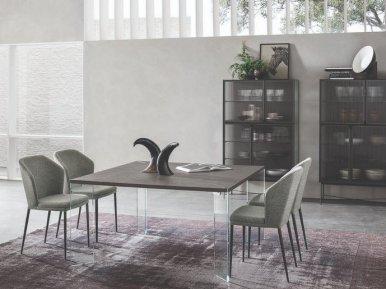 Concrete Sedit Нераскладной стол