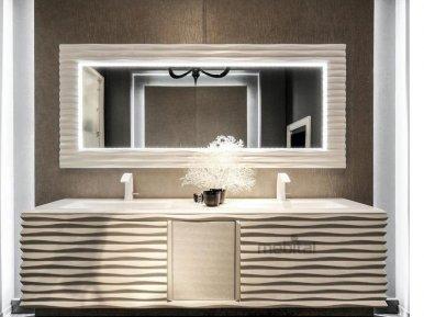 Ebon 1 CorteZARI Мебель для ванной