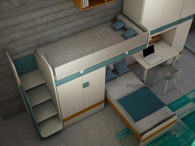 COMP 18 Granzotto Мебель для школьников