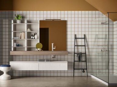 Lapis COMP2 Birex Мебель для ванной