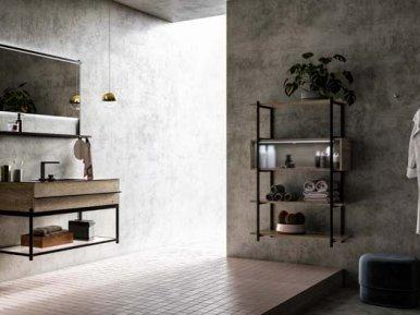 Sidero COMP5 Birex Мебель для ванной