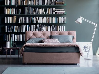 Flock RIGOSALOTTI Мягкая кровать