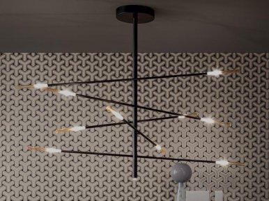 Crossroad BONALDO Потолочная лампа