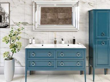 Vintage 140 D Oceano Opaco Bagno Piu Мебель для ванной