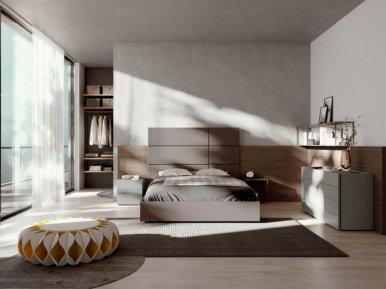 Wall Orme Кровать