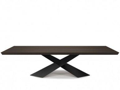 Tyron Wood Cattelan Italia Нераскладной стол