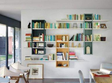 Librerie Modo M5C73 SANGIACOMO Книжный шкаф