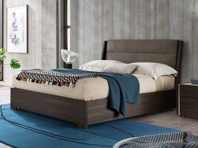 DaDo-Dice bruno oak QS ALF Кровать