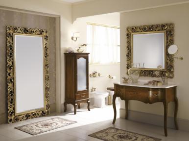 Versailles 118 Noce Opaco Bagno Piu Мебель для ванной