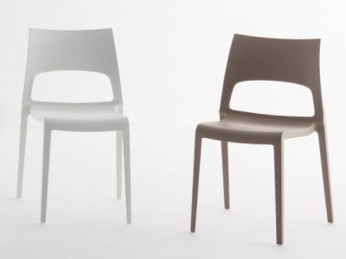 Idole BONALDO Пластиковый стул
