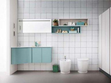 Lapis COMP7 Birex Мебель для ванной