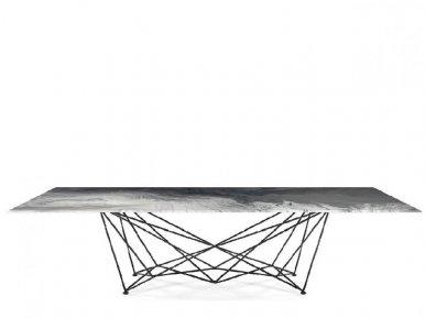 Gordon Crystalart Cattelan Italia Нераскладной стол