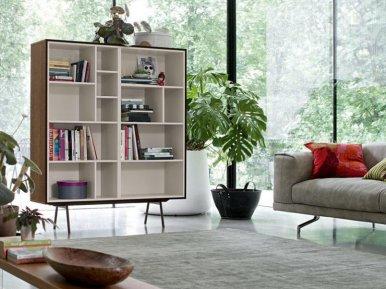 Code Dall'Agnese Книжный шкаф