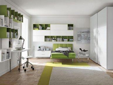 COMP. T05 Gruppo Tomasella Подростковая мебель