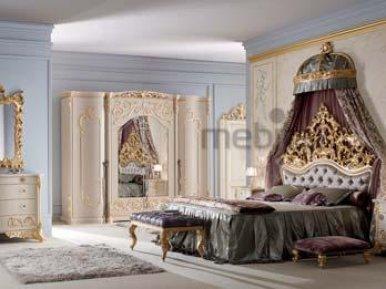 Imperiale Augusta Camera 1 Ghezzani Спальня