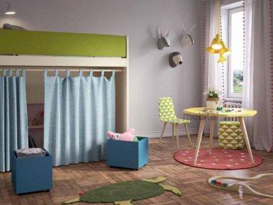 KIDS 10 Nidi Мебель для школьников