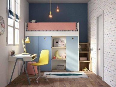 KIDS 11 Nidi Мебель для школьников