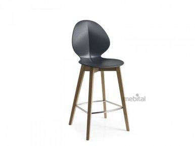 Basil W CS/1495 Calligaris Барный стул