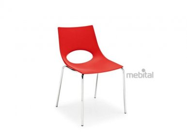 Congress, CB/1272 Connubia Calligaris Металлический стул