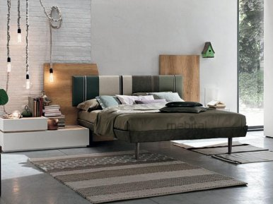 Diagonal Tomasella Мягкая кровать
