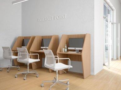 Mac Call Della Rovere Мебель для персонала