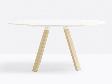 Arki-Table ARKWD139/159 PEDRALI Круглый стол