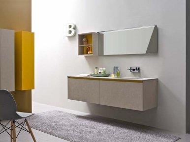 45 COMP7 Birex Мебель для ванной