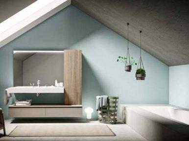 Lapis COMP1 Birex Мебель для ванной