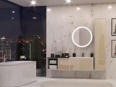 Genesis Avorio Lucido Bagno Piu Мебель для ванной