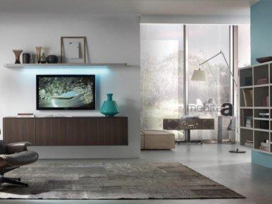 LALTROGIORNO COMP 839 TUMIDEI ТВ-стойка