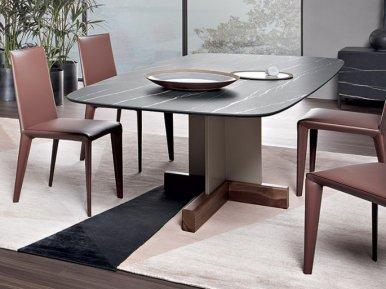 Cross Table BONALDO Нераскладной стол
