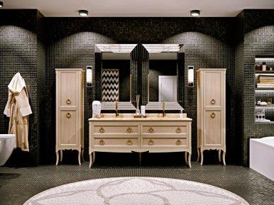 Moretta 2.0 150 D Griggio Londra Lucido Bagno Piu Мебель для ванной