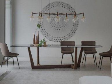 Art wood BONALDO Нераскладной стол