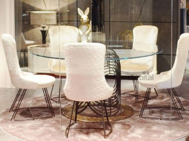 Lalique CorteZARI Круглый стол