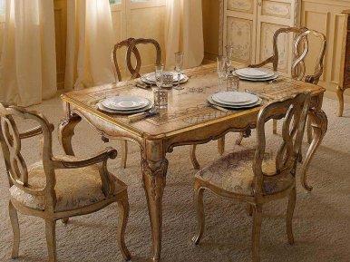 687/P Стол (L39) Andrea Fanfani Нераскладной стол