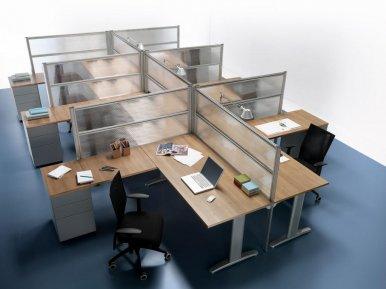 Pratiko Light Della Rovere Мебель для персонала