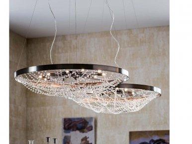 CRISTAL Cattelan Italia Потолочная лампа