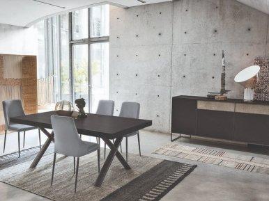 Diagonal Sedit Нераскладной стол