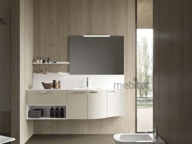 ESSENZE, COMP. 6 Archeda Мебель для ванной