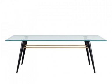 Magenta table ALMA DESIGN Нераскладной стол
