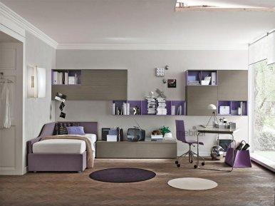 COMP. T09 Gruppo Tomasella Подростковая мебель