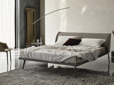 Ayrton Cattelan Italia Мягкая кровать