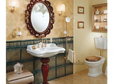 HERMITAGE, COMP. 4 Lineatre Мебель для ванной