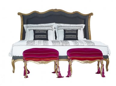 Art.8543 SALDA Мягкая кровать